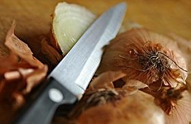 brúsenie nožov