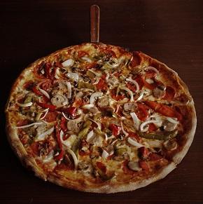 pizza cesto