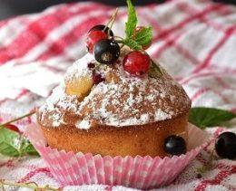 veganske muffiny recept